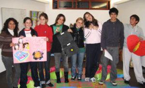 ADOLESCENTES DE 14 A 17 AÑOS
